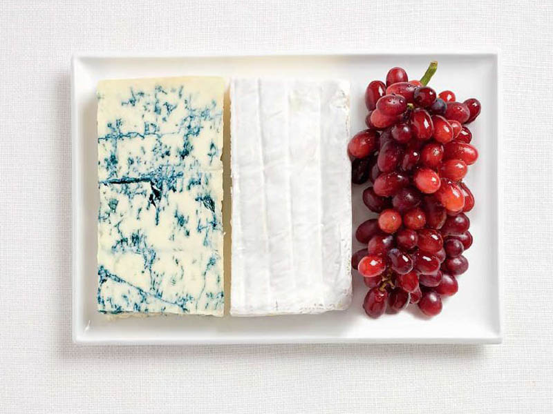 Bleu, Brie & Raisins - FRANCE