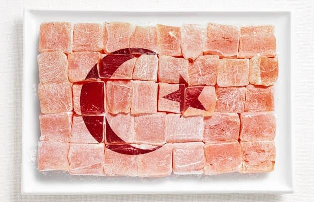 Loukoums - TURQUIE